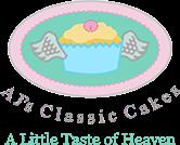 AJs Classic Cakes Business Logo